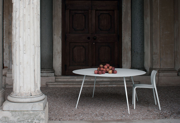 Occasione tavolo di design extendo spillo in promo